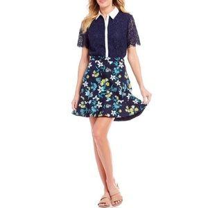 NWT🌟Draper James Floral Skirt